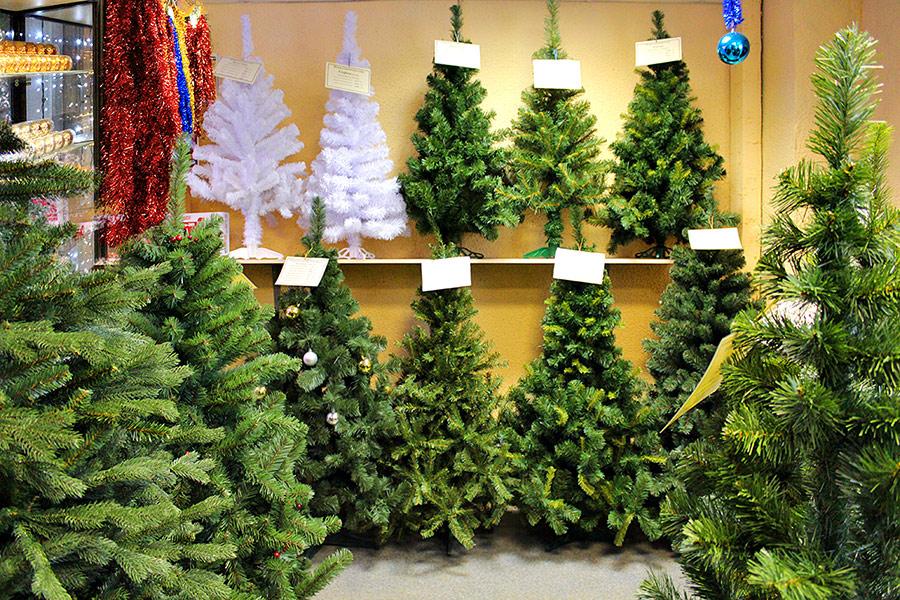 бизнес на продаже искусственных елок