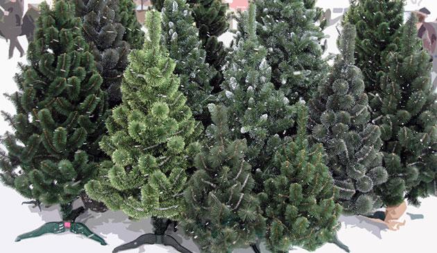 бизнес на искусственных елках
